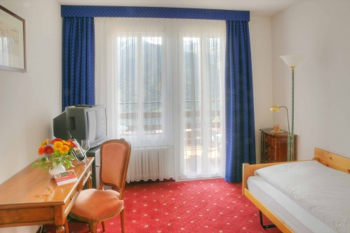 Single Comfort Room - Sunstar Hotel Wengen