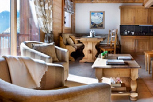 1 Bedroom Apartment - Le Coeur d'Or - Bourg St Maurice - Les Arcs - France