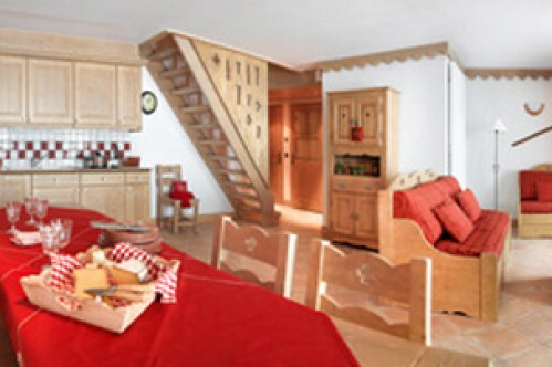 Four Bedroom Apartment - Residence Le Coeur d'Or - Bourg St Maurice - Les Arcs - France