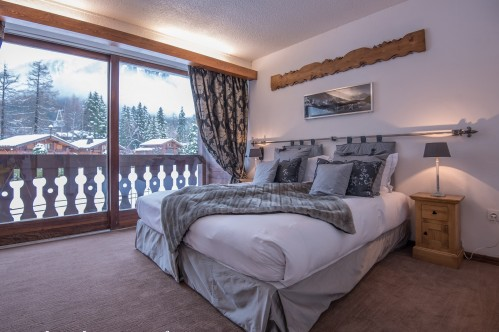 Hotel les Grands Montets Classic Room