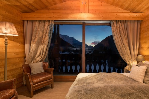 Hotel les Grands Montets Mountain Spirit Room
