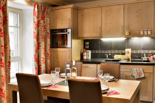 An impression of an apartment in Le Lodge Hemera - La Rosiere - France