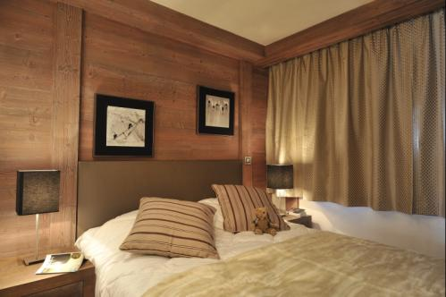 Le Centaure, Flaine, Double Bedroom