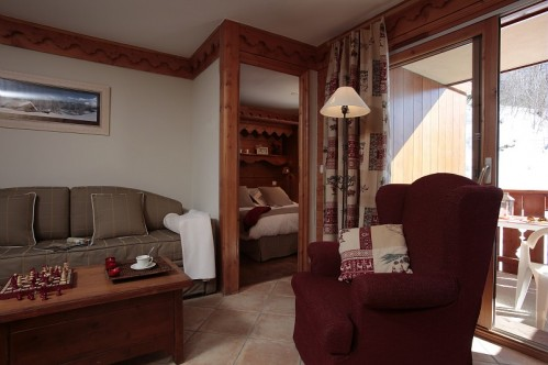 Living Room-Les Fermes de Meribel-Meribel-France