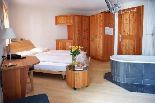 Double Room at Sunstar Style Hotel Zermatt