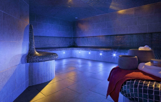 Steam Room -  Les Chalets de Jouvence- Les Carroz