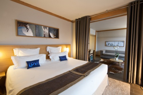 Hotel Le Morgane - Junior Suite - Chamonix