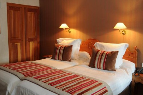 Hotel Christiania - Category B room - Val d'Isere