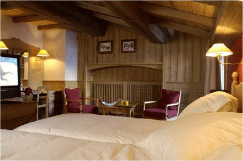 Hotel Christiania - Family Room  - Val d'Isere