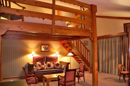 Hotel Christiania - Family suite - Val d'Isere