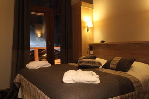 Hotel La Toviere Val d'Isere Double Room