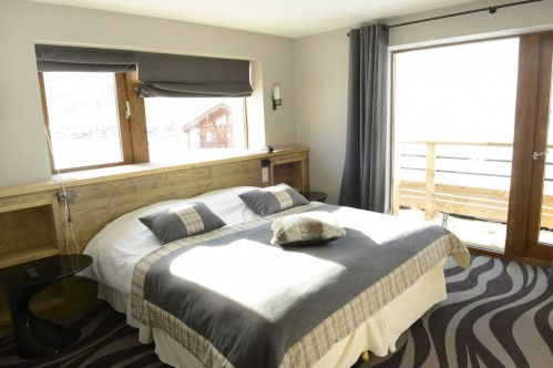 Hotel La Toviere - Deluxe Room - Val d'Isere