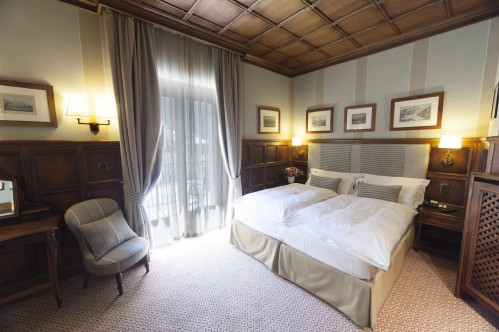 Grand Hotel des Alpes - Mont Blanc Double Room - Chamonix
