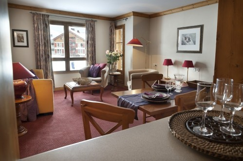 1 Bedroom Superior Apartment - Les Arcs 1950 - La VIllage
