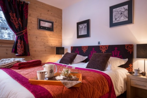 Kalinda, Tignes, Double Bedroom