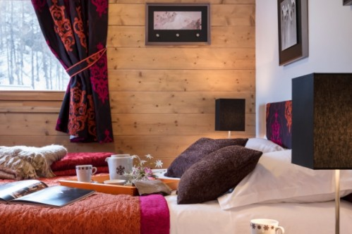 Kalinda, Tignes, Double Bedroom 2