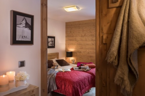 Kalinda, Tignes, Twin Bedroom 2
