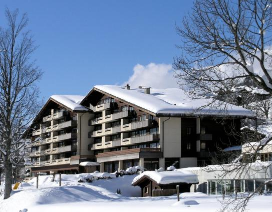 Outside View - Hotel Sunstar - Grindelwald