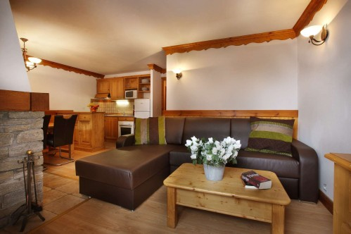 5 Bedroom Apartment in Oz en Oisans