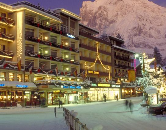 Outside View - Hotel Kreuz und Post - Grindelwald