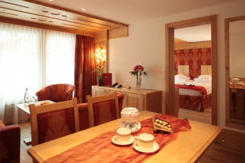 Alpine Suite, Ferienart resort & Spa