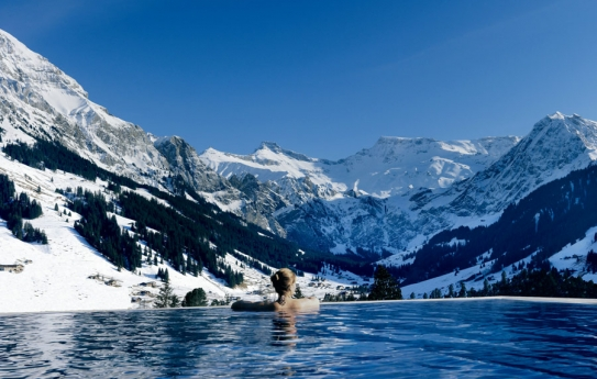 Spa - The Cambrian - Murren