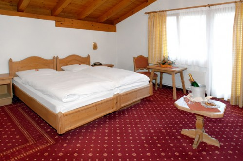 Premium Double Room at Treff Hotel Sonnwendhof - Engelberg - Switzerland