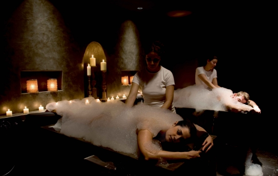 Spa treatment - Gstaad Palace Hotel - Gstaad