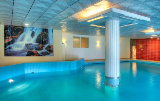 The Wellness Oasis - Hotel Sunstar Park - Davos