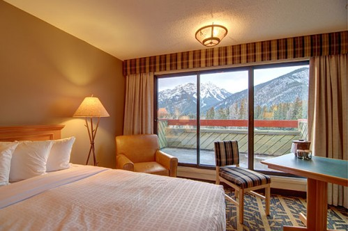 Superior Room Mountain View