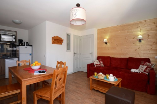 3 Room Apartment at Résidence L'Ours Blanc - Les 2 Alpes