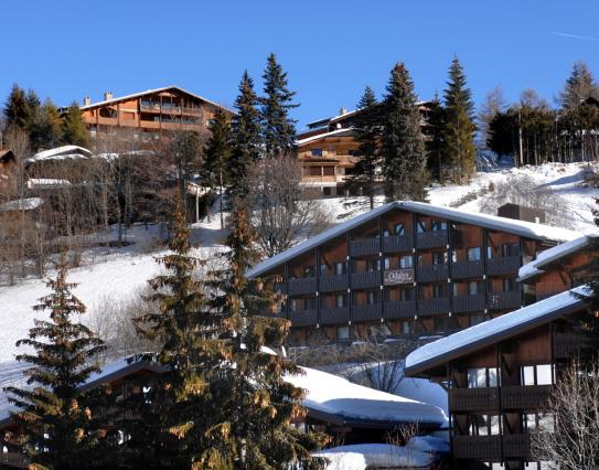An example of the Residence Lune Argent - Megeve - France