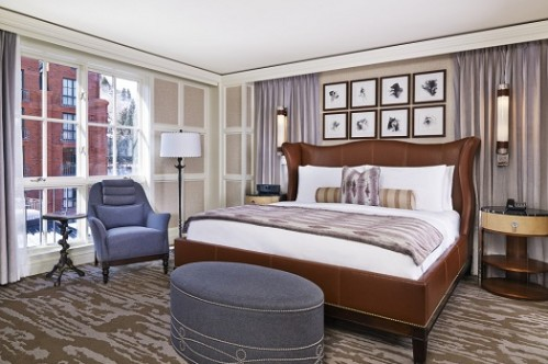One Bedroom Suite at the St Regis Hotel Aspen