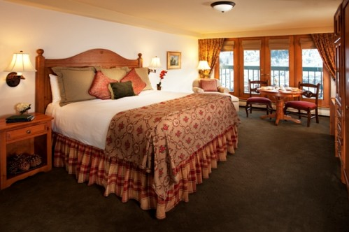King room at The Pines Lodge - Beaver Creek