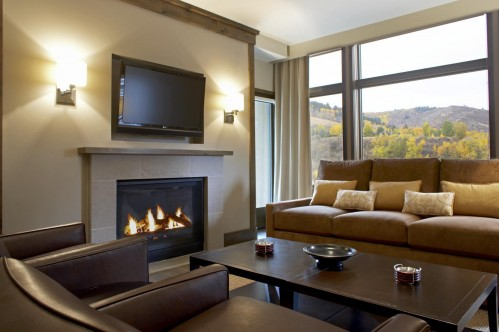 1 bedroom suite at the Westin Riverfront Resort & Spa - Beaver Creek