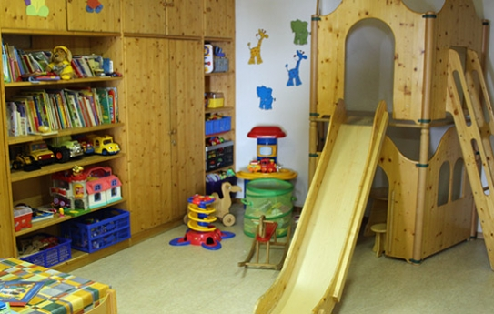 Children's Club at Hotel Alphubel - Saas Fee - Switzerland