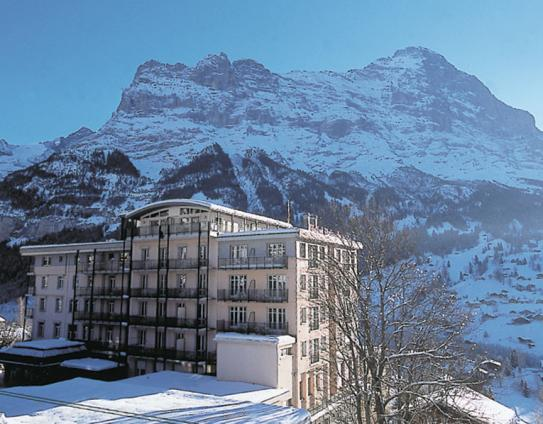 The Exterior of the Belvedere Swiss Q Hotel