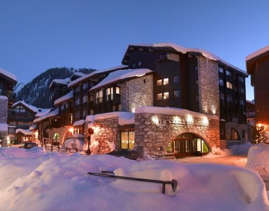 Hotel l'Aigle des Neiges - Val d'Isere - France