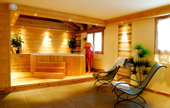 The Spa at Chalets de la Mouria - Courchevel 1650 - France