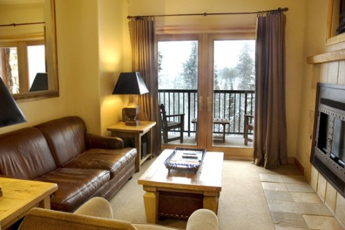 One Bedroom Suite at the Mountain Lodge at Telluride