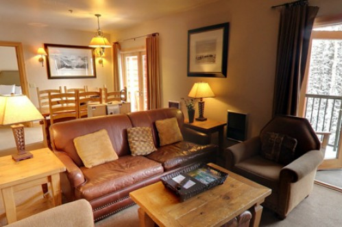 2 Bedroom Suite at the Mountain Lodge at Telluride