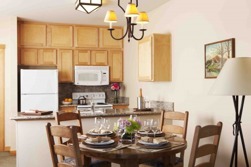 One Bedroom Condo at Juniper Springs Resort - Mammoth Lakes