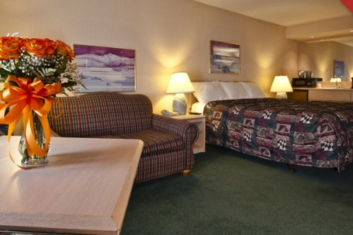 Mini Suites at Shilo Inn Suites - Mammoth Lakes