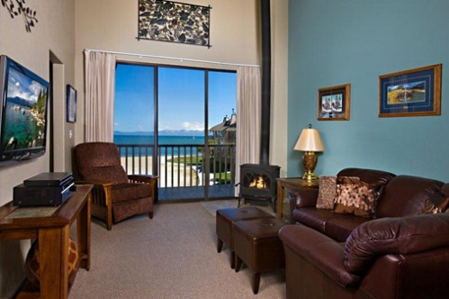 One Bedroom Condo at Tahoe Lakeshore Lodge & Spa - Lake Tahoe - Heavenly
