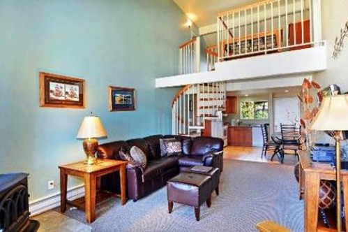 One Bedroom Loft Condo at Tahoe Lakeshore Lodge & Spa - Lake Tahoe - Heavenly