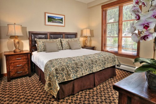 3 Bedroom Condo at The Village at Squaw Valley