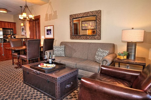 2 Bedroom Condo at The Village at Squaw Valley