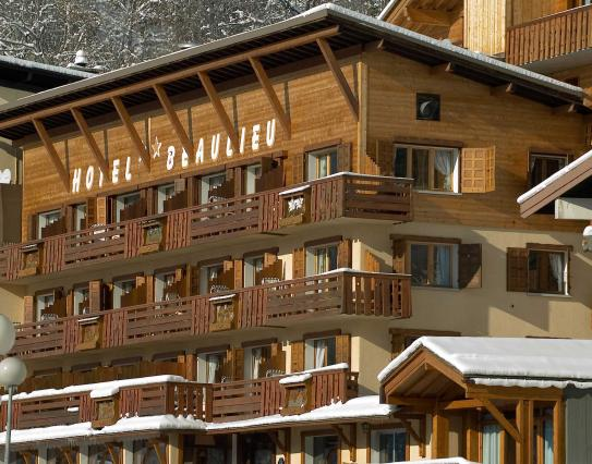 Hotel Beaulieu in La Clusaz