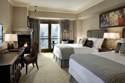Deluxe 2 Beds Room at St Regis Deer Valley