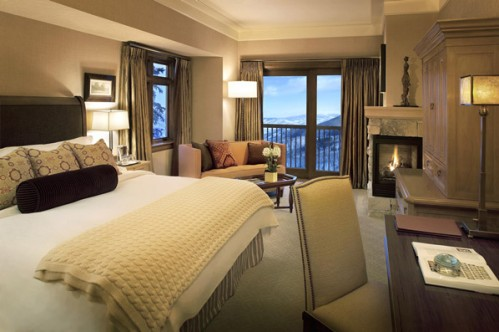 Deluxe King Room at St Regis Deer Valley